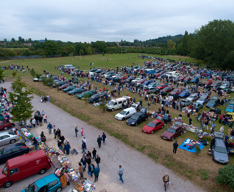 Car Boot Sales Clifton Bristol