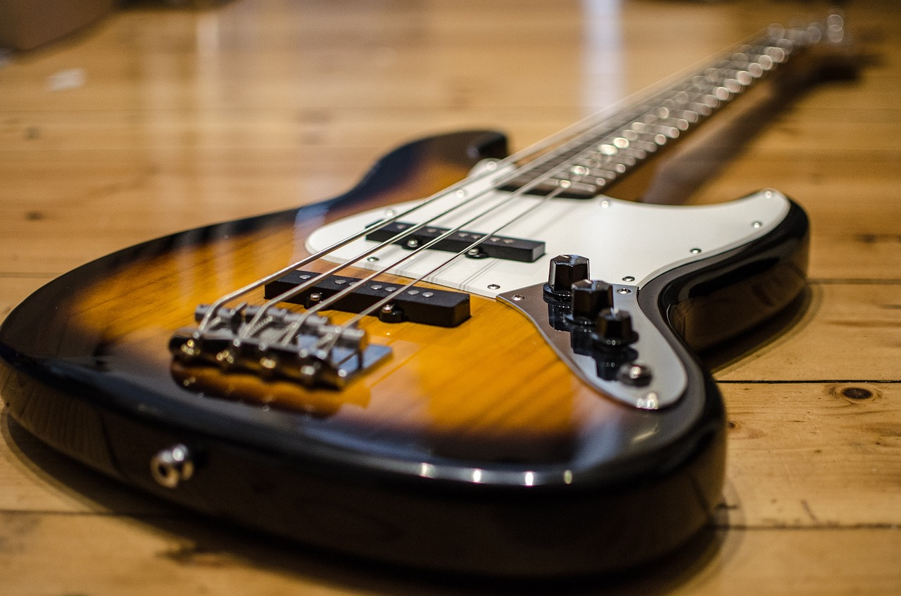 Fender bass guitar guide