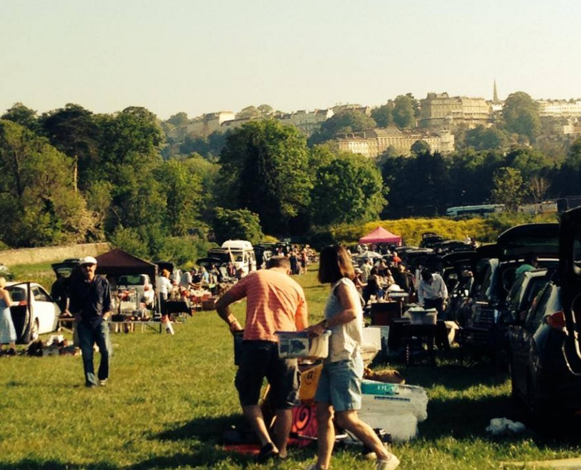 Top 5 car boot sales in the South West