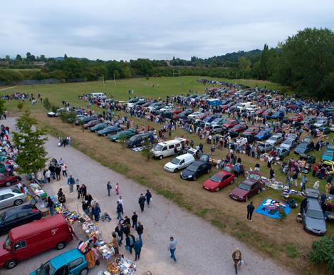 Edge Lane Car Boot Sale Sunday