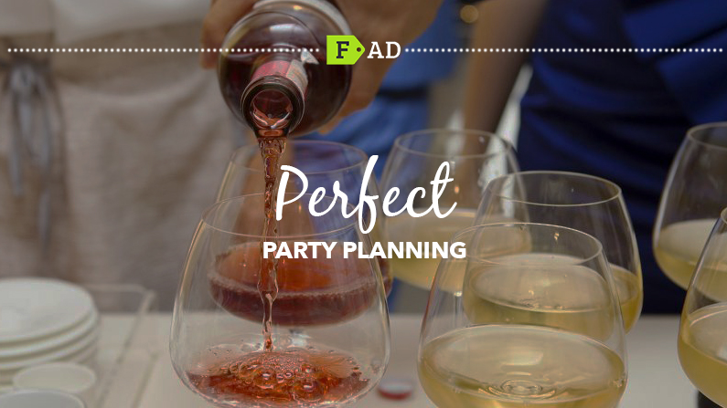 Perfect party planning