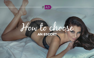 How to choose an escort