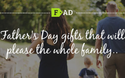 Father's Day gifts that will please the whole family
