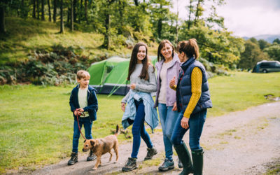 Camping in the UK: 8 camping sites ideal for a bank holiday getaway or staycation…