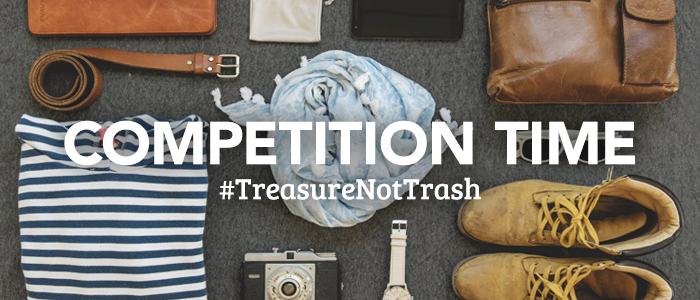 Share your Second Hand Treasures to WIN £100