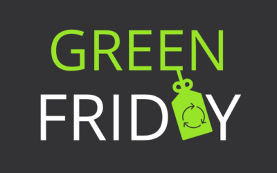 Say Bye to Black Friday and Hello to Green Friday!