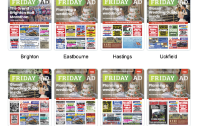 Weekly Friday-Ad magazine now available to read online