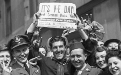 VE Day 2020, 75th Anniversary