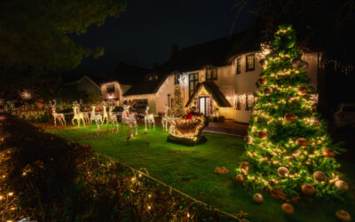 Christmas comes early across Sussex!