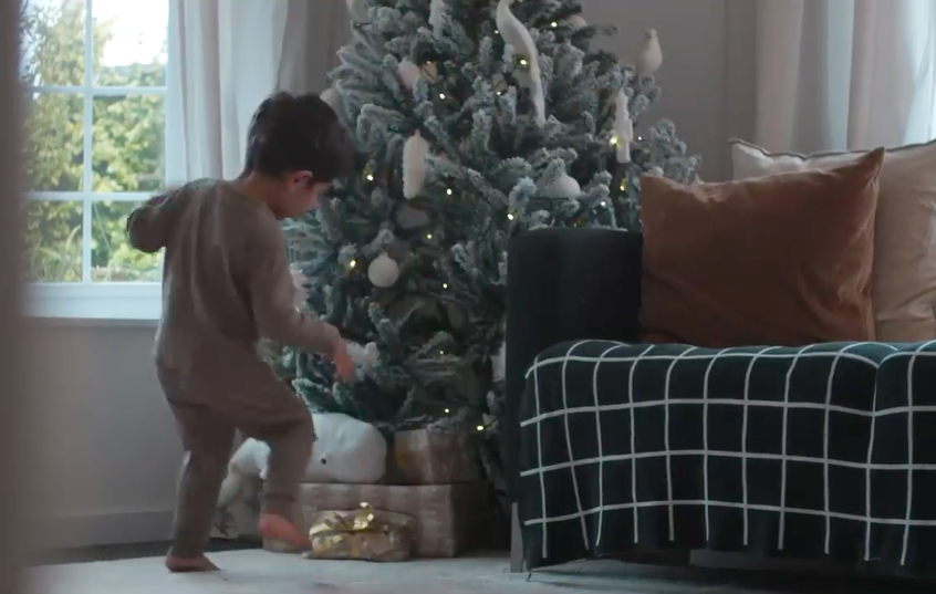 Step aside John Lewis! This local Christmas ad will capture your heart..