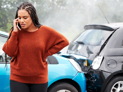 Step-By-Step Guide Of What To Do Following A Car Accident