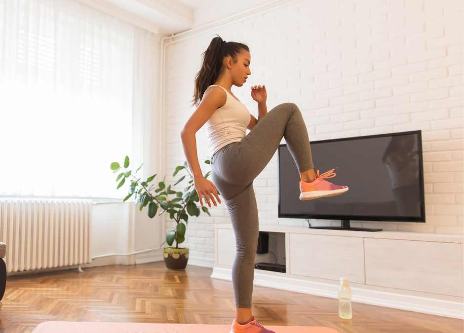 Lockdown fitness: How to workout at home