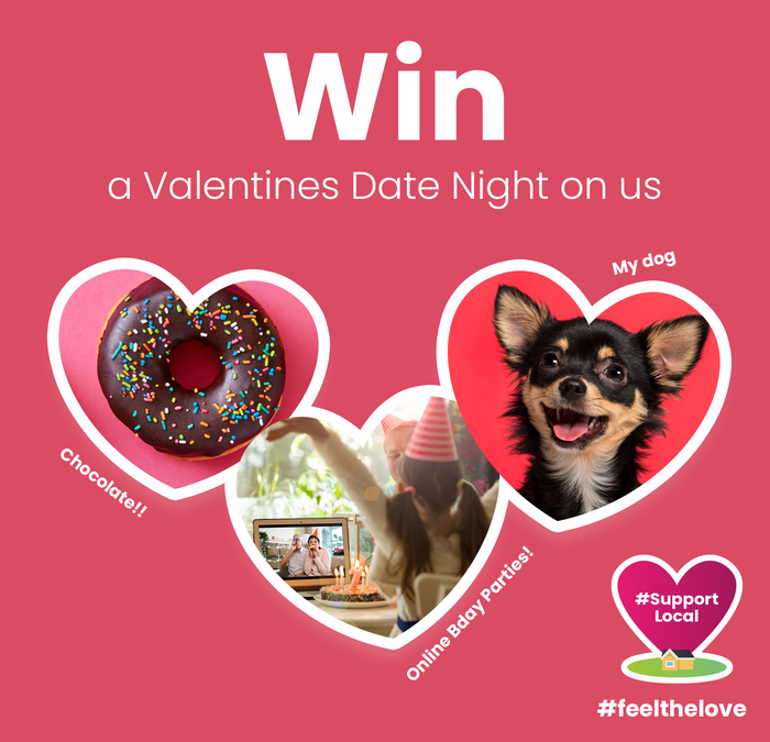 WIN a Valentine's Date Night in for two